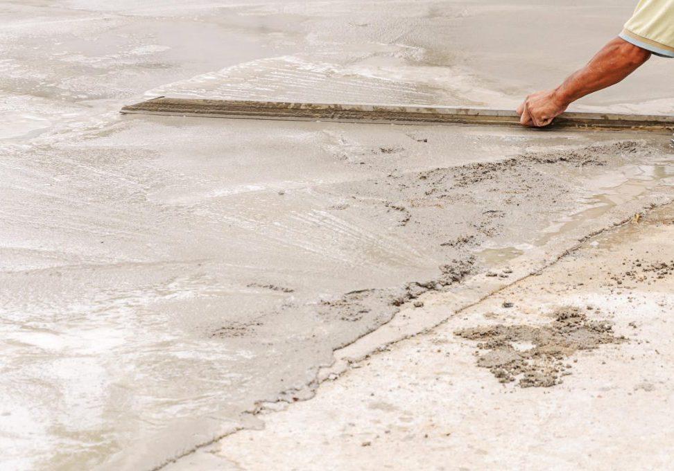 Concrete Pros Allen Texas - Stained Concrete 2